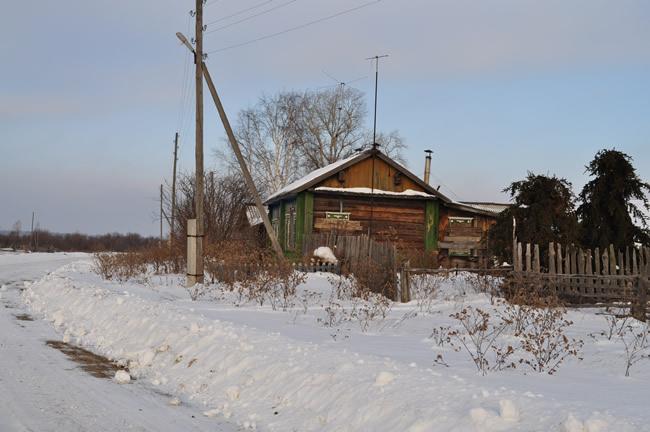 Юргинский район Некрасово